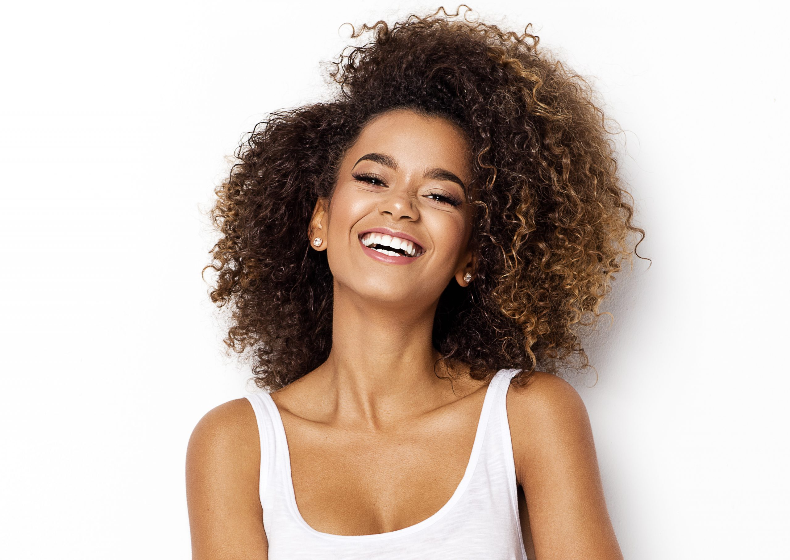 Gummy Smile Correction With Veneers - Harley Street Smile Clinic