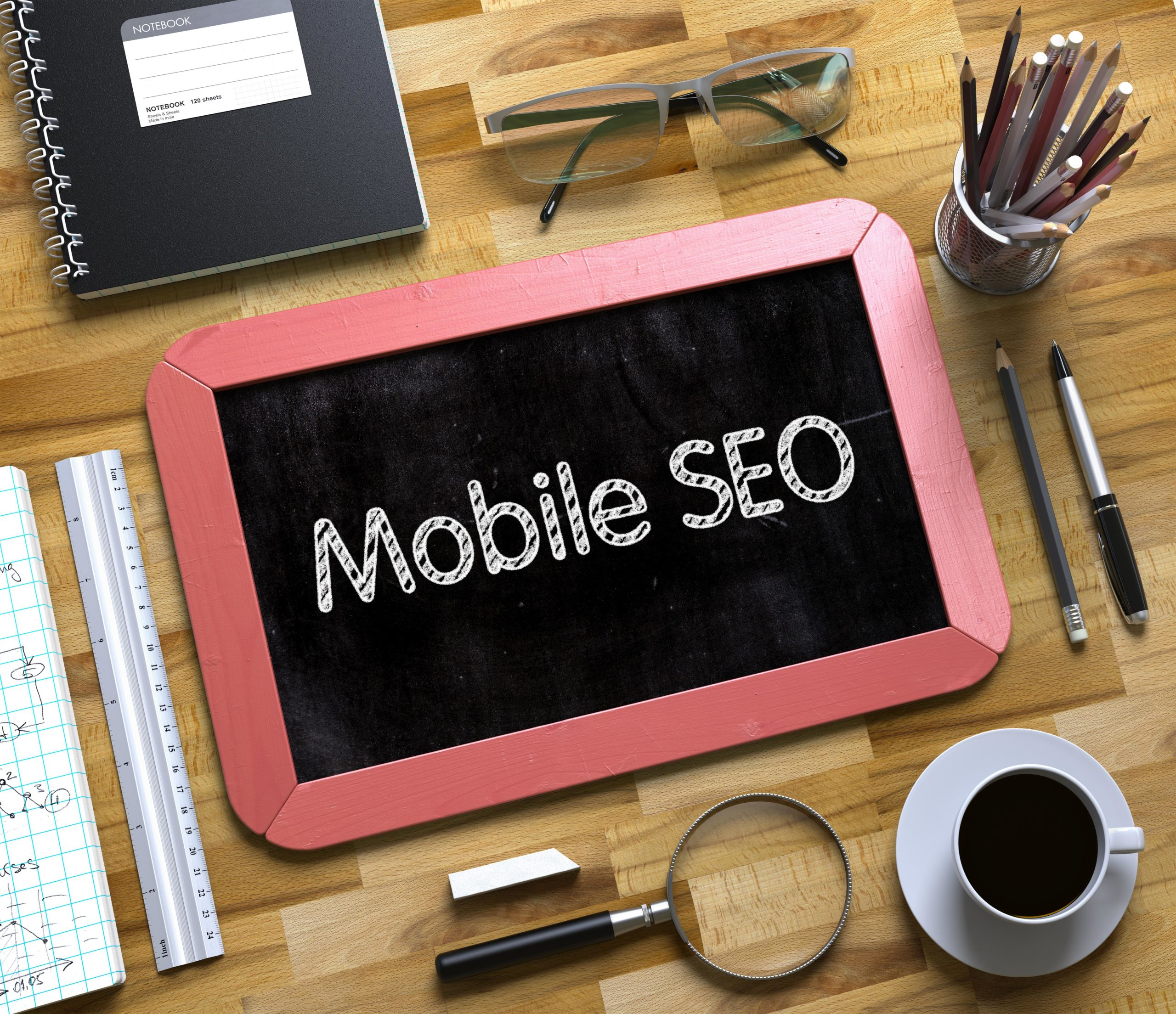 Optimise your website for Mobile SEO