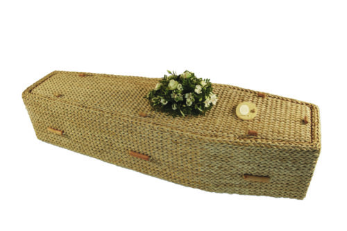Banana Leaf Coffin