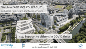 Reshaping home care and social services during COVID-19
