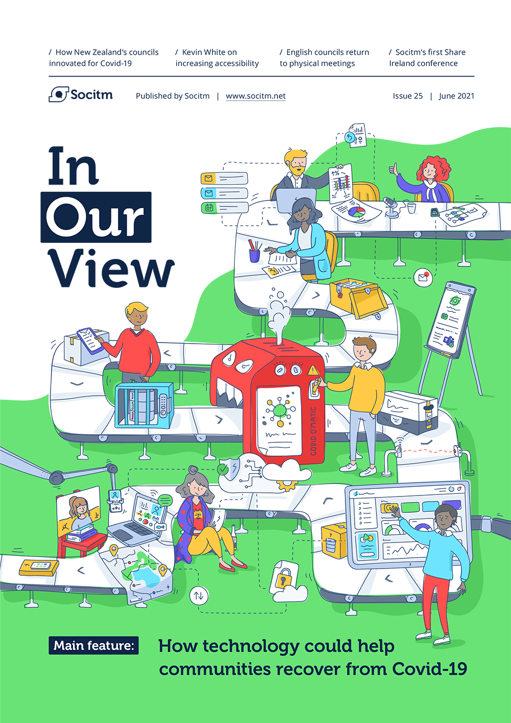Socitm In Our View, issue 25