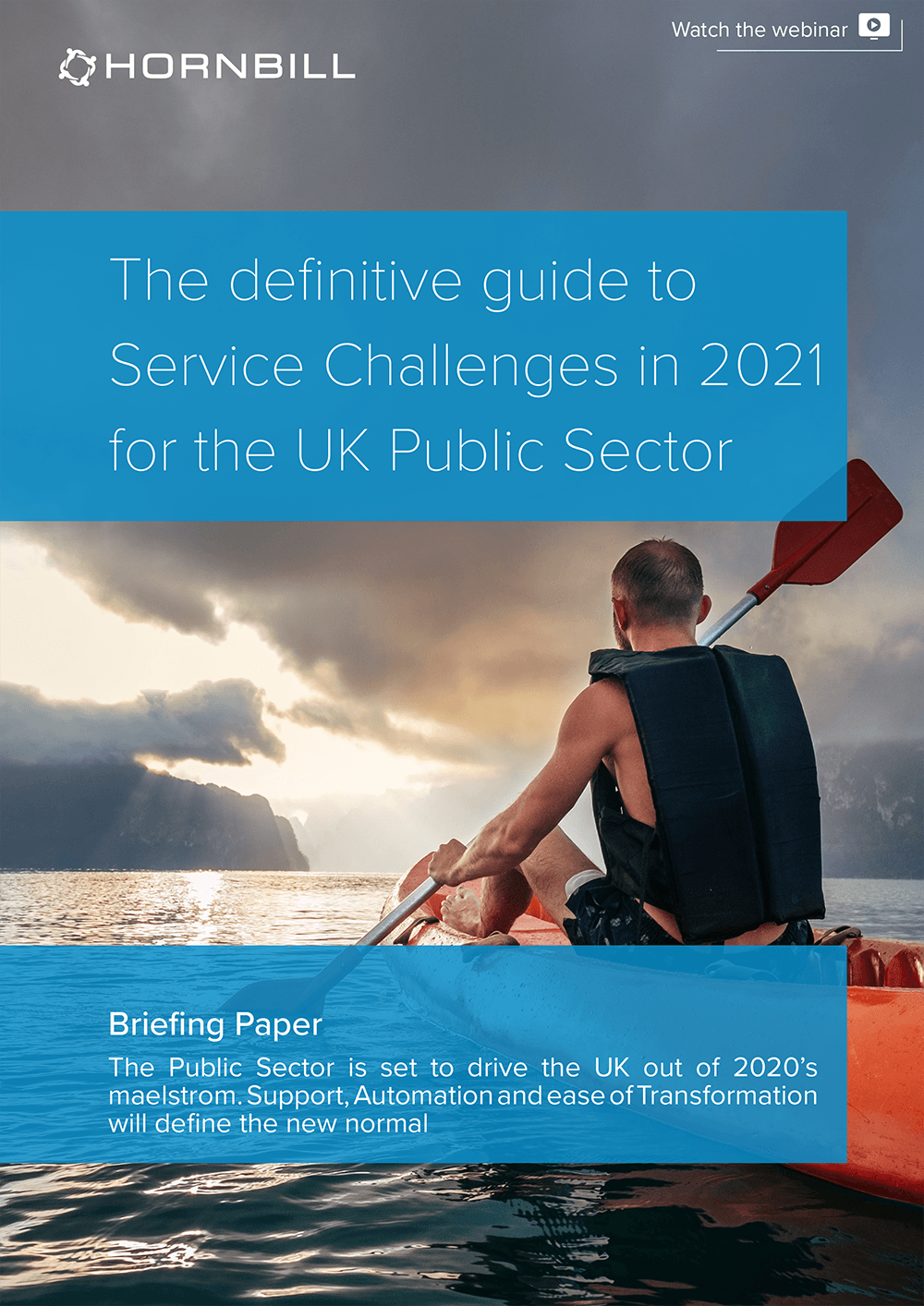 The Definitive Guide to Service Challenges in 2021 for the UK's Public Sector avatar