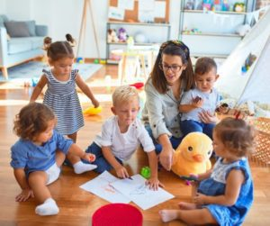 You're passionate about childcare. We are passionate about giving our students the tools needed to create successful careers in childcare...